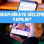 Instagram Hikaye Gizleme İşlemi