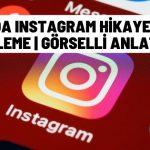 Instagram hikayeye link ekleme