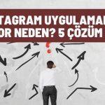 Instagram uygulamadan atıyor neden